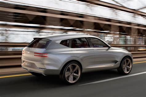 Find 2021 genesis gv80 reviews, prices, specs and pictures on u.s. Genesis Luxury Brand Expands with GV80 SUV Concept - Motor ...