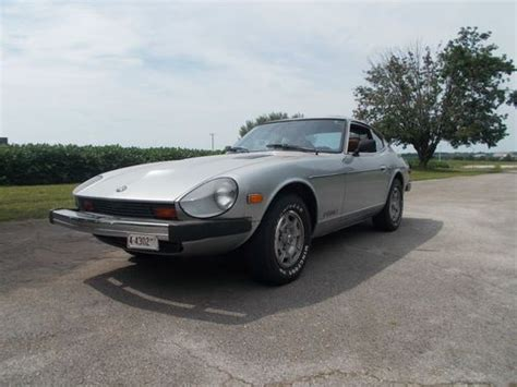 78 Datsun 280z For Sale by Sell Used 78 Datsun 280z 5 Speed Coupe In Alabama