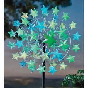 Garden Wind Spinners Metal