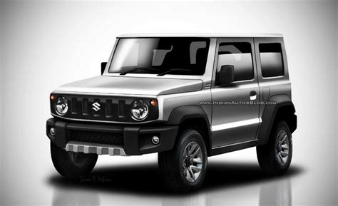 2019 Suzuki Jimny Spy Shots, Redesign And Release Date