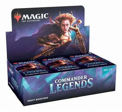 Commander Legends Preorder Booster Box Candlekeep Draft