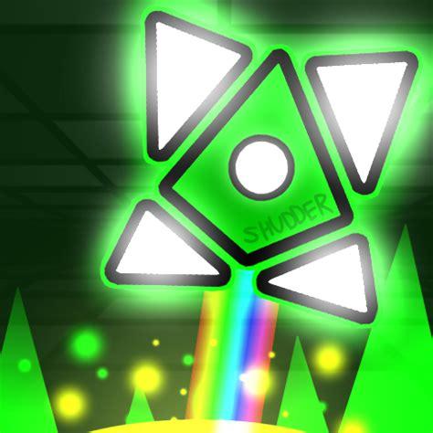 Geometry Dash Icons  Shuddervolt By Electrospanz On