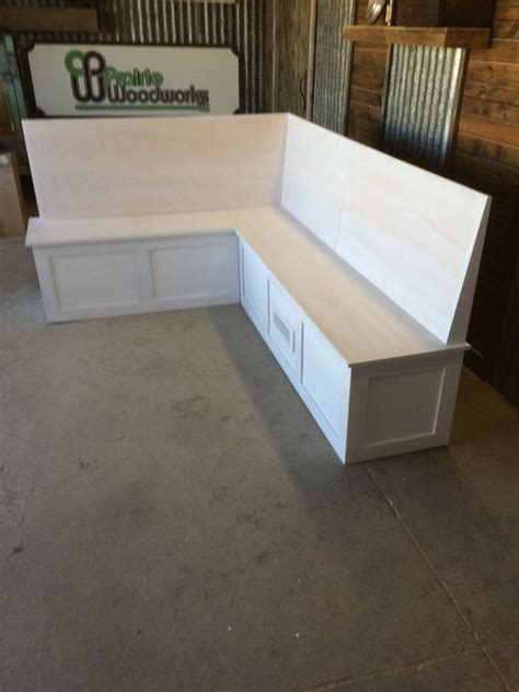 Kitchen Bench Clutter by Banquette Corner Bench Seat With Storage In 2019 Bench