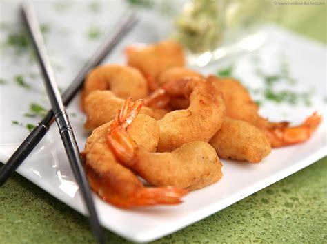 la blackeuse recette simple pour des beignets aux crevettes
