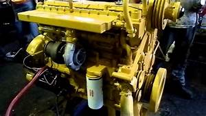 Motor Caterpillar 3116 2002 Hp 220