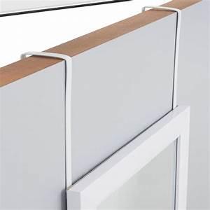 Miroir De Porte : miroir de porte 110x36cm class blanc veo shop ~ Teatrodelosmanantiales.com Idées de Décoration