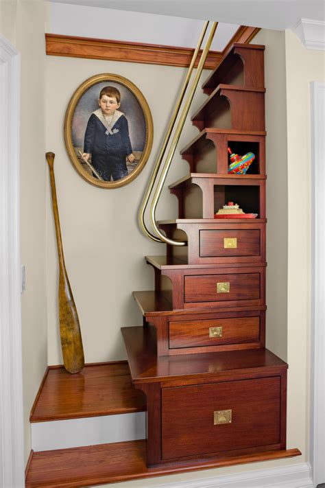 compact stair design 27 really cool space saving staircase designs digsdigs