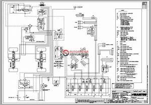 Manitou Mlt 630 T  631 T  731 T Ps  225624 L  Hydraulic