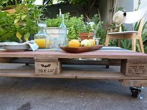 La Table Basse Palette 60 Ides Cratives Pour La