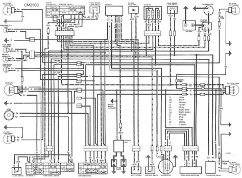 Honda Rebel Schematic by Honda C70 Wiring Diagram Images Wiring Diagram