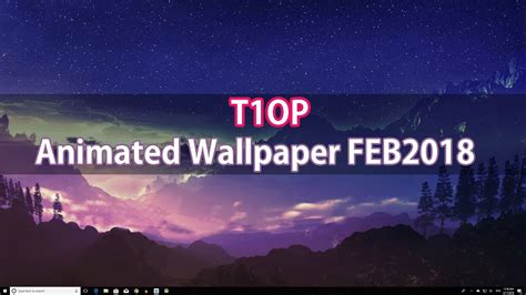 Animated Wallpaper Tutorial - windows animated wallpapers add 3d animated