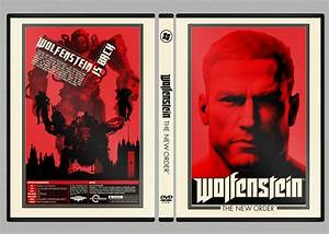 Wolfenstein: The New Order PC Box Art Cover by fergana16
