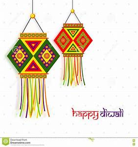Festival clipart diwali lantern - Pencil and in color ...