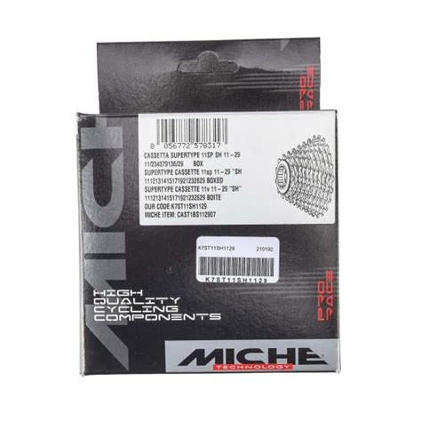 miche 11 speed cassette miche supertype shimano 11 speed cassette probikeshop