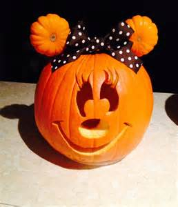 Minnie Mouse Pumpkin Carving Stencil Free by Halloween2013 Minnie Mouse Pumpkin Photos Pinterest