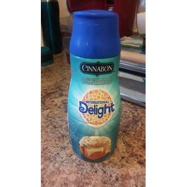 Comprehensive nutrition resource for international delight cinnabon coffee creamer. International Delight Cinnabon reviews in Coffee Creamer & Whitener - FamilyRated