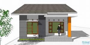 Desain Rumah Sangat Sederhana 1609111107