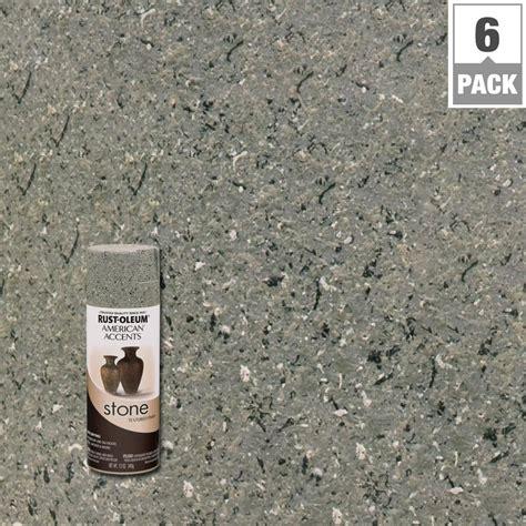 rust oleum american accents 12 oz gray