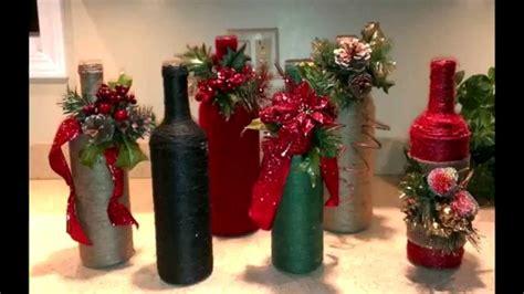 botellas decoradas navide 209 as