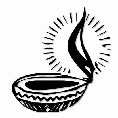 Diwali Diya Clip Clipart Symbol Symbols Hinduism
