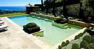 deco jardin autour d39une piscine en image With attractive jardin autour d une piscine 3 piscine