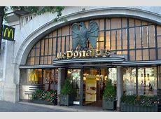 Historical McDonald's in Porto McDonald's Imperial