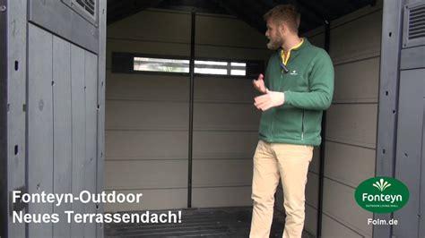 keter kunststoff gartenhausgeraetehaus fusion  youtube