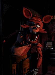 Foxy (Five Nights At Freddys) Minecraft Skin