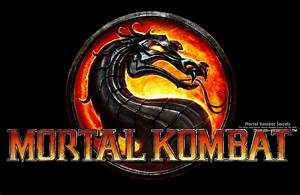 Mortal Kombat 9 (2011) - Logos - Mortal Kombat Secrets