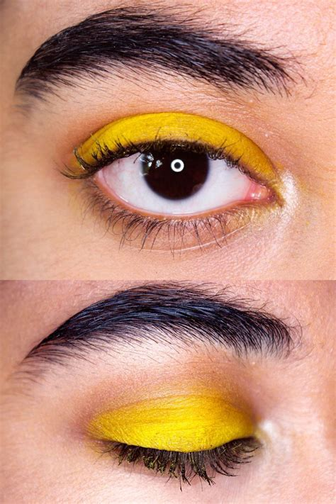 yellow eyeshadow  group board  bloggers blogging