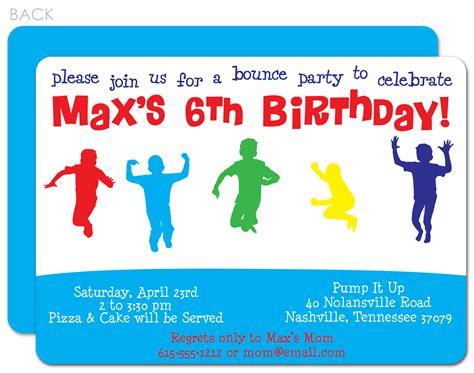 boys birthday invatation templates 8 best images of boys birthday party invitations printable