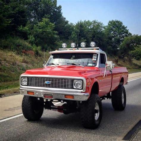 17 Best ideas about Chevrolet 4x4 on Pinterest   Trucks