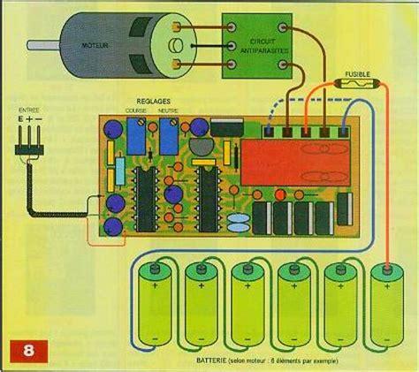 variateur de vitesse pour modeliste
