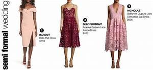 wedding dress code semi formal wedding dress collections With formal dress code wedding