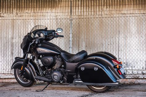 2017 Indian Chieftain Dark Horse Hd Wallpaper