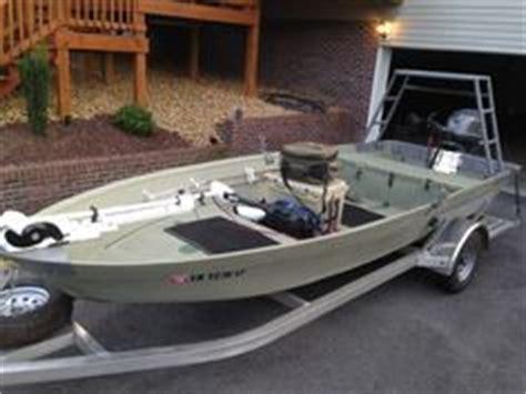 Jon Boat Stereo System by Custom Jon Boat With Stereo System Jon Boats