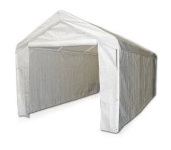 domain carport sidewall enclosure kit caravan canopy