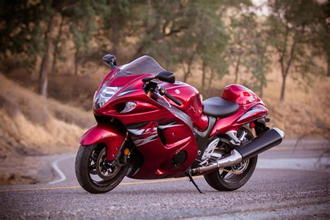 Suzuki Hayabusa Bike Wallpaper