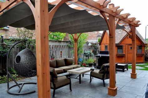 pergola ideas  enhance  outdoor space olt