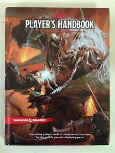 Book Review   U0026quot Player U0026 39 S Handbook U0026quot  For Dungeons  U0026 Dragons