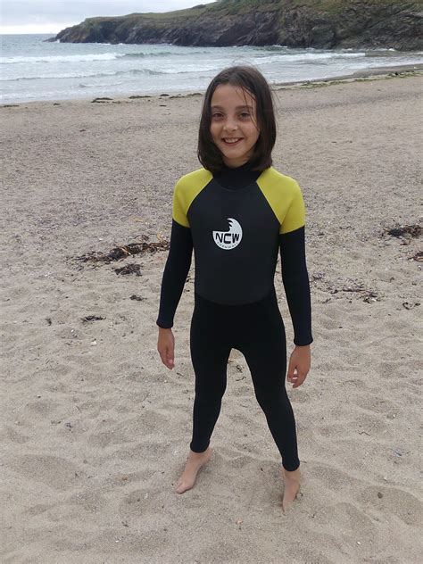 kids 5mm full wetsuit all use coast wetsuits
