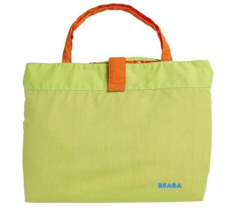 siège pour caddie bébé beaba siège confort pour caddie vert orange
