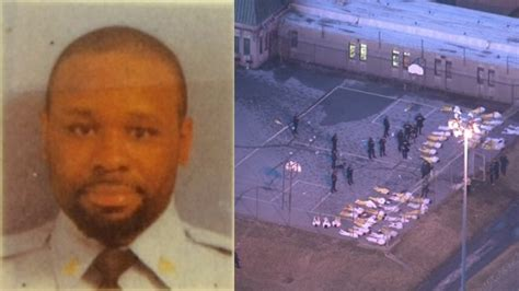 Widow Of Corrections Officer Killed During Prison Riot Refuses To Meet With Governor Law Officer