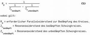 Schwingkreis Berechnen : frage zu abgriff der zwischenfrequenz r hrenger te hifi ~ Themetempest.com Abrechnung