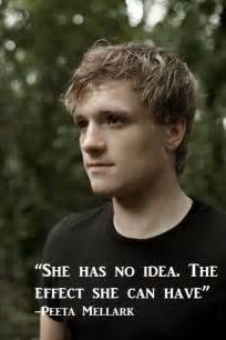 Hunger Games Peeta Quote