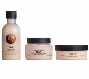 Qvc Küchen Outlet : the body shop shea set body butter 200ml k rper peeling 250ml duschgel 250ml page 1 ~ Eleganceandgraceweddings.com Haus und Dekorationen