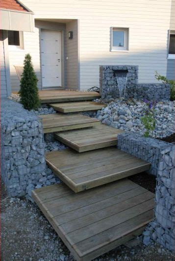 deco escalier beton exterieur
