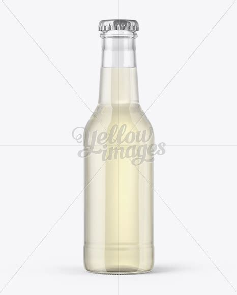 This beauty bottle mockup is perfect to display your makeup brand, don't you think? 200ml Clear Glass Bottle with Lemonade Mockup in Bottle ...