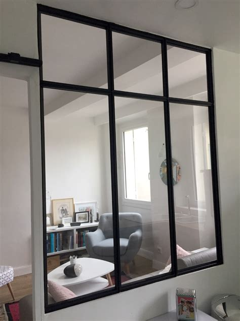separation cuisine style atelier toutsimplementverriere fr verrière d 39 intérieur et