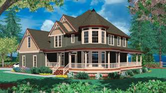 wraparound porch floor plans with wrap around porch from floorplans